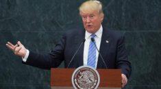Trump, Turnbull ve Abe ile Kuzey Kore'yi konuştu