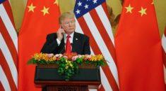 Trump'ın Asya turuna 'Kuzey Kore' mesajları damga vurdu