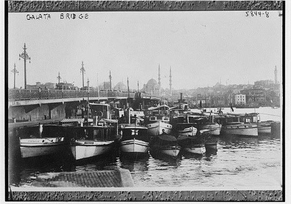 ABD Arşivinden Çıkan Türkiye Fotoğrafları