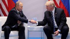 ABD Başkanı Trump'tan Putin'e teşekkür telefonu