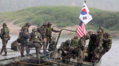 ABD ve Güney Kore'den tarihinin en büyük ortak tatbikatı