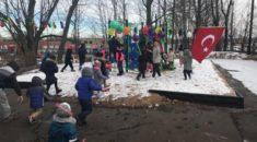 ABD'de Ahıskalı Türklere hizmet verecek oyun parkı açıldı