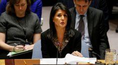 ABD'den BMGK'ya İran çağrısı