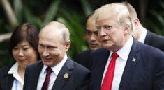 Putin, 'CIA desteği' için Trump'a teşekkür etti