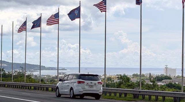 ABD'den Guam adasına yeni askeri yığınak