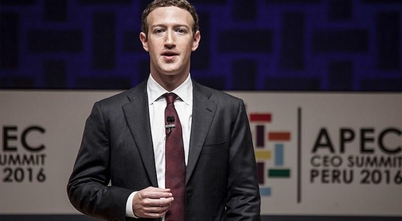 Mark Zuckerberg 2018 yılında blockchain teknolojisi üzerinde çalışacak