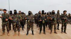 """Reuters Objektifinden """"Zeytin Dalı"""" Operasyonu"""
