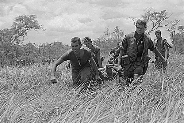 Vietnam Savaşı'ndan Tarihi Fotoğraflar!