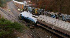ABD'de iki tren çarpıştı: 2 ölü, 70 yaralı