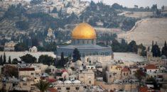 Filistin hükümetinden ABD'nin büyükelçilik kararına tepki