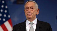 Mattis: Türkiye'nin meşru güvenlik kaygılarını karşılamak için çalışıyoruz