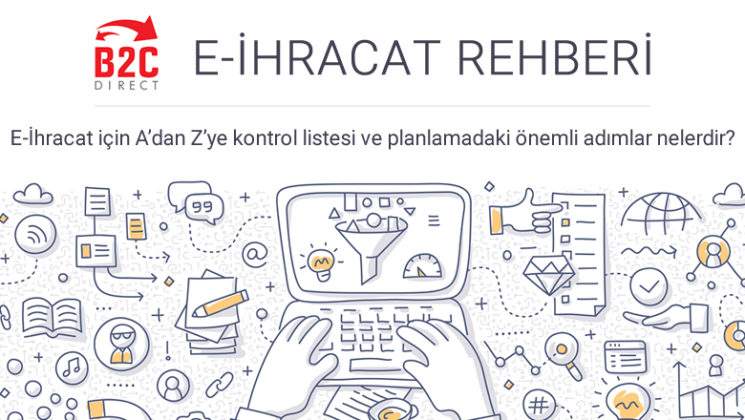 E-İhracat için A'dan Z'ye kontrol listesi ve planlamadaki önemli adımlar nelerdir?