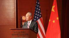 Çin'den ABD'ye vergi uyarısı: Daha fazlası için hazırız