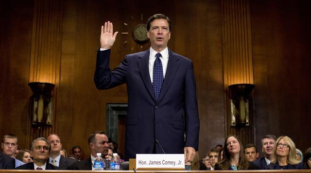 Eski FBI Başkanı James Comey: Trump, Beyaz Saray'ı mafya babası gibi yönetiyor