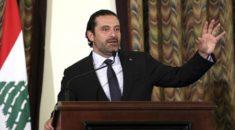 Hariri: ABD, Suriye'yi vurursa Lübnan bundan uzak durur
