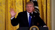 Trump'tan yeni Suriye açıklaması: Hemen de vurabiliriz, vurmayabiliriz de