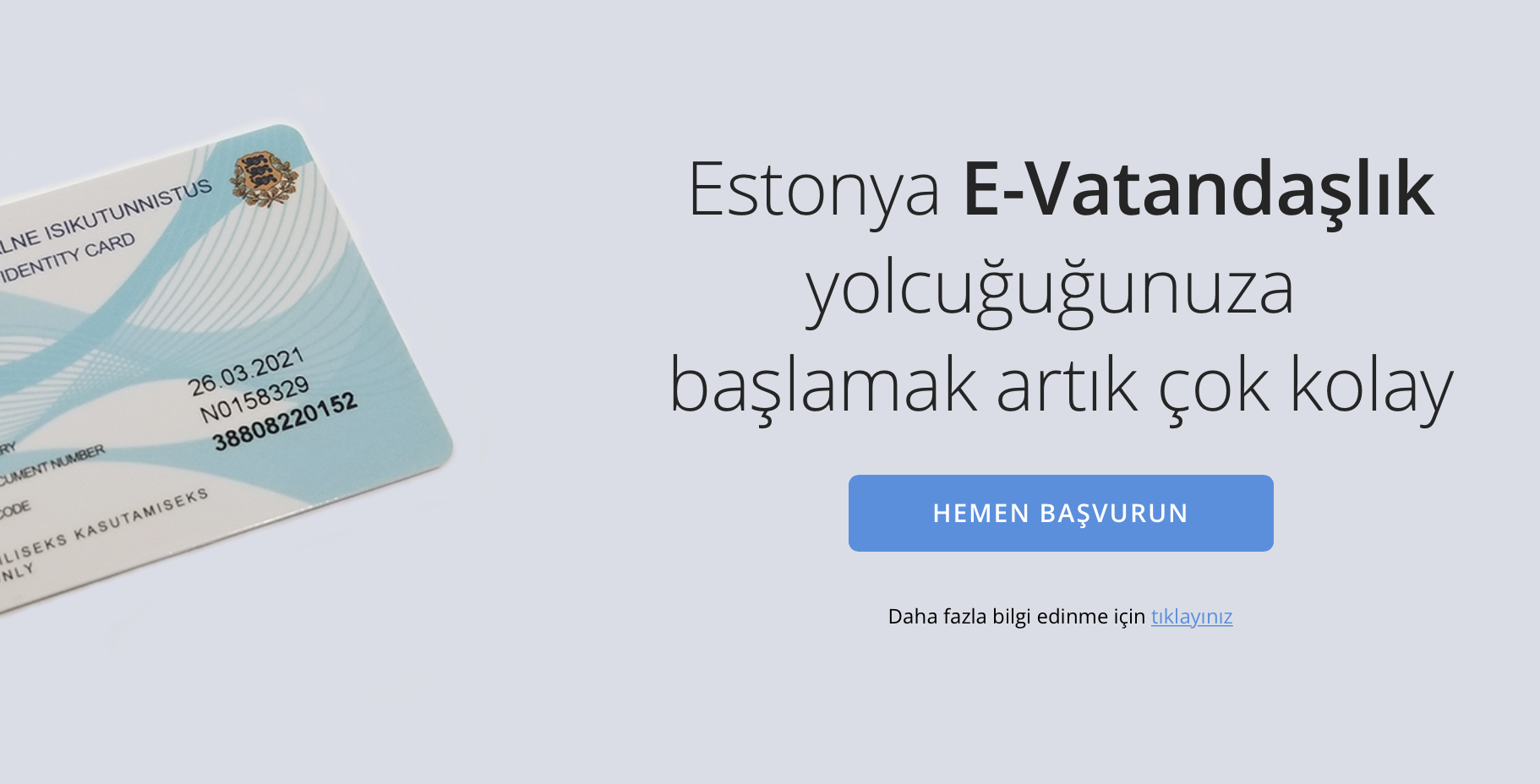 Estonya'da sirket kurmak