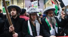 """Ala Rokeya: """"Ve bugün burada, Manhattan'ın tam ortasında toplanmamız, saygısızca ve ırkçı bir şekilde Filistin'in var olmadığını iddia eden seçilmiş şehir konseyi üyesi Kalman Yeger gibilere sembolik bir cevaptır. Filistin topraklarında olduğu gibi bu şehirde de birçok Müslüman ve Filistinli var ve işte hepimiz buradayız."""""""